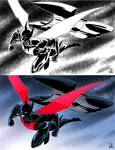 Batman Beyond for Batman Day