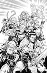 Pathfinder City of Secrets 6 Cover Inks