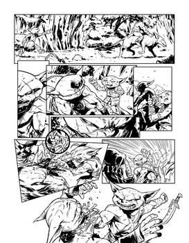 Pathfinder Goblins Pg 2 for GTM Mag