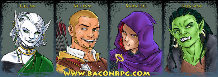 The Bacon Battalion