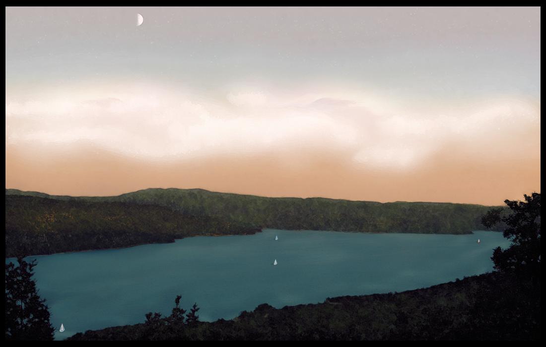 Ste-Croix Lake