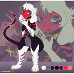 [OPEN] Bloodthirsty Design / Adopt