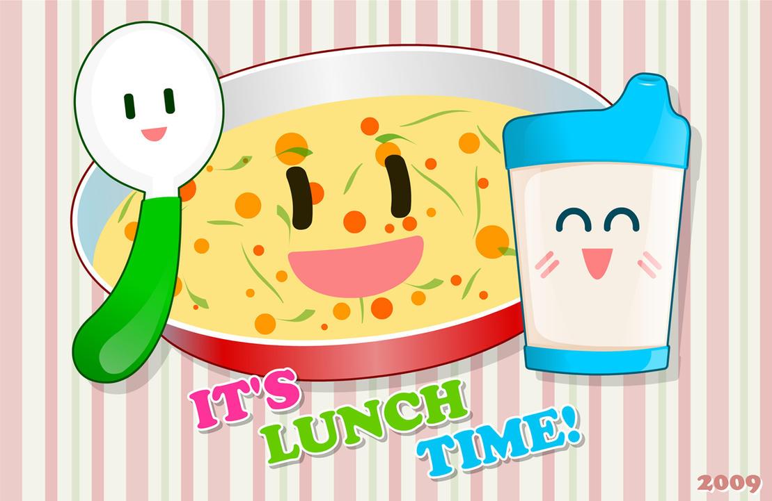 Its Lunch Time By Dangele On DeviantArt