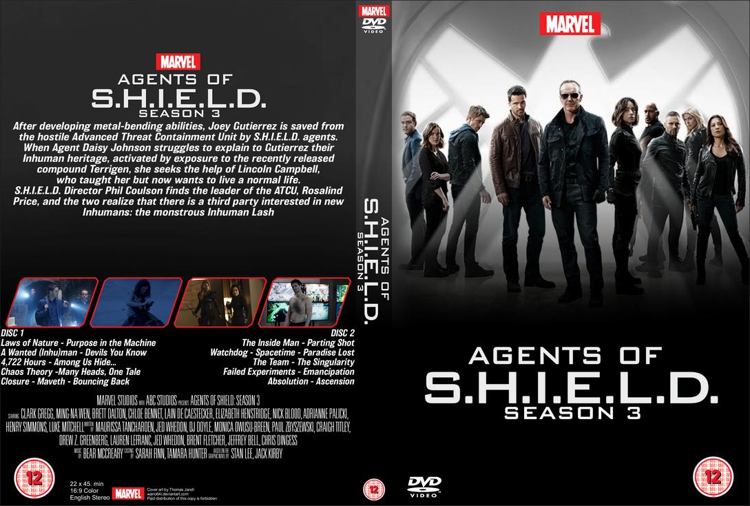 shield staffel 3 deutsch