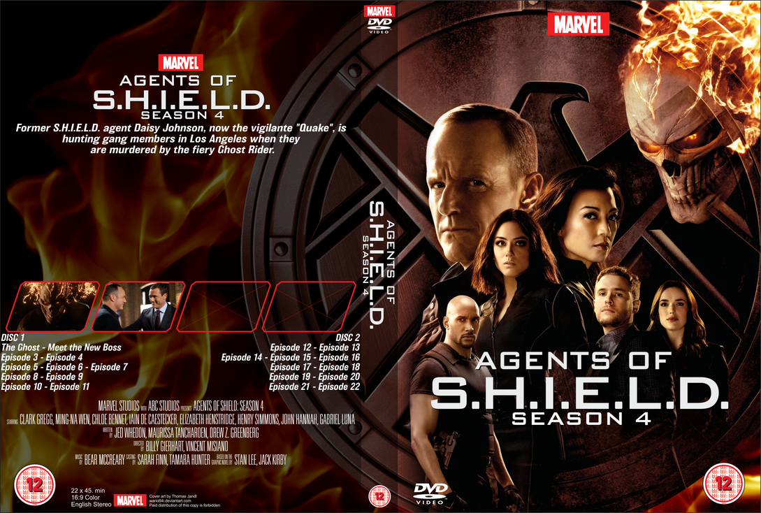 marvels agent of shield staffel 4