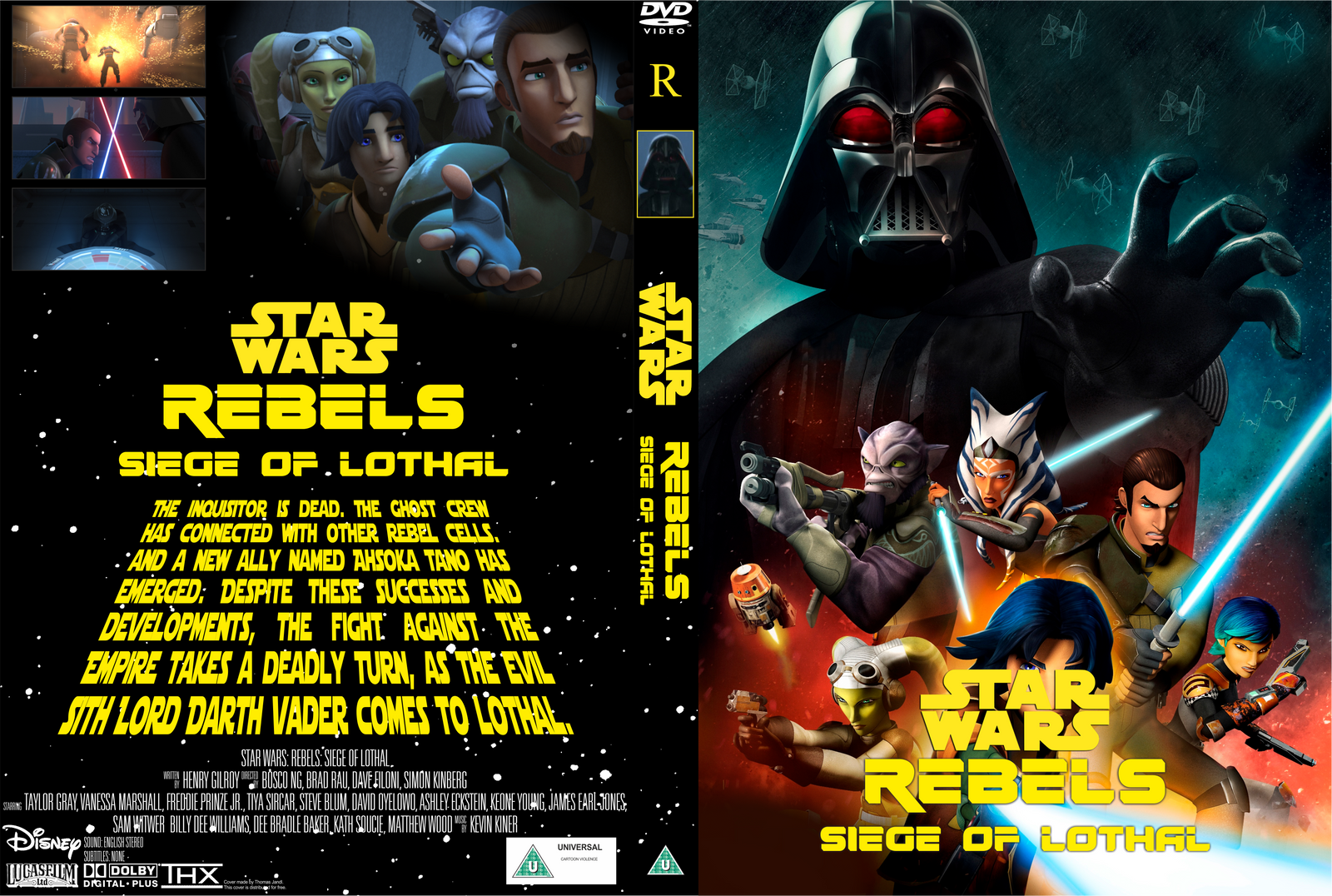 star wars rebels s02e01 dailymotion