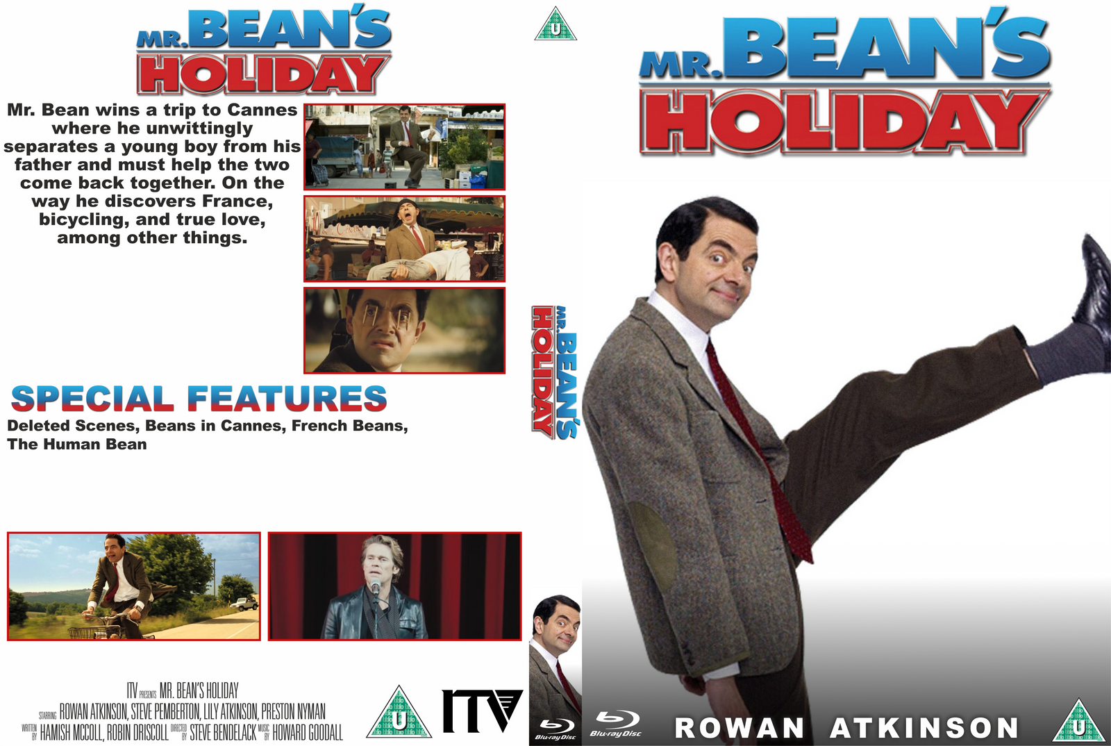 Bean by wario64i on deviantart wario64i 0 0 mr beans holiday bd standard case cover by wario64i solutioingenieria Gallery