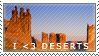 I Love Deserts Stamp by BrutalDyingBreed
