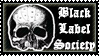 Black Label Society Stamp by BrutalDyingBreed