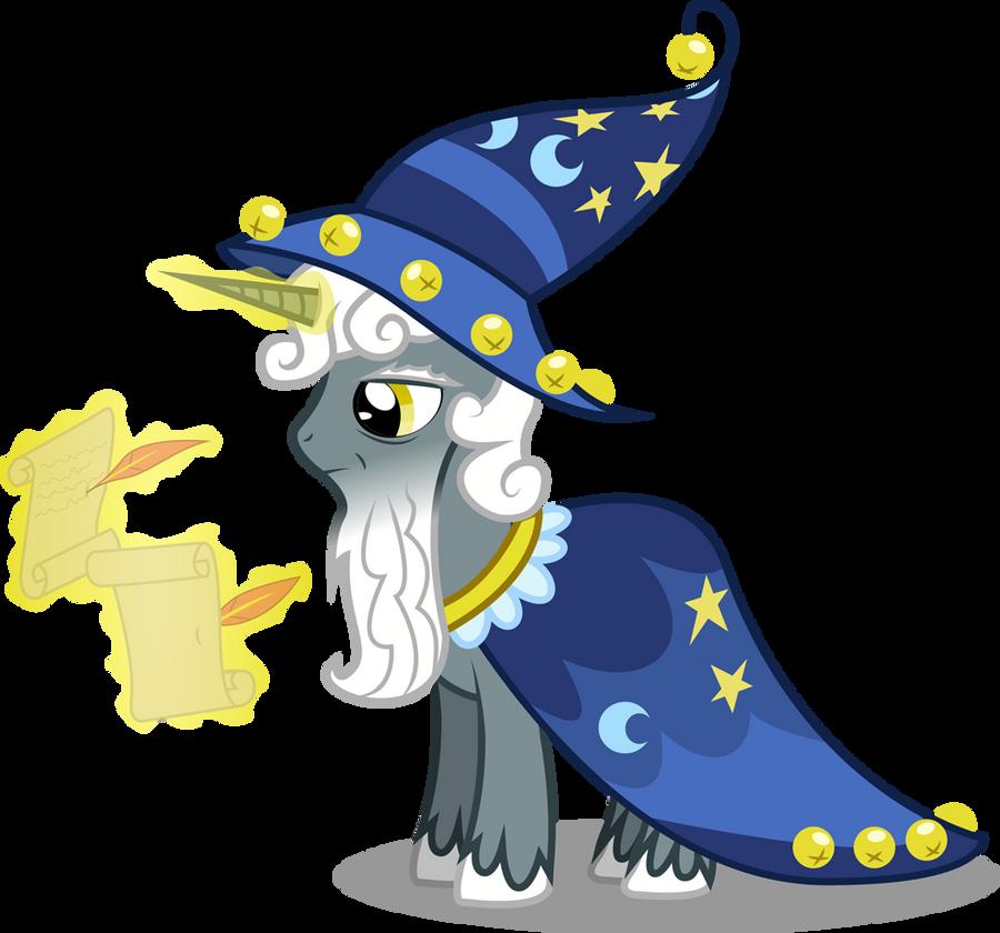 Star Swirl the Bearded by Emkay-MLP