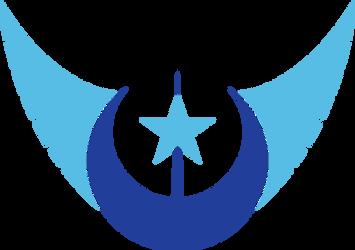 New Lunar Republic Emblem by Emkay-MLP