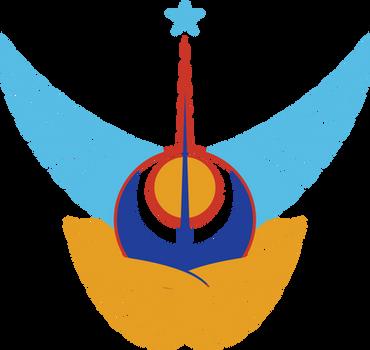 United Equestria Emblem by Emkay-MLP