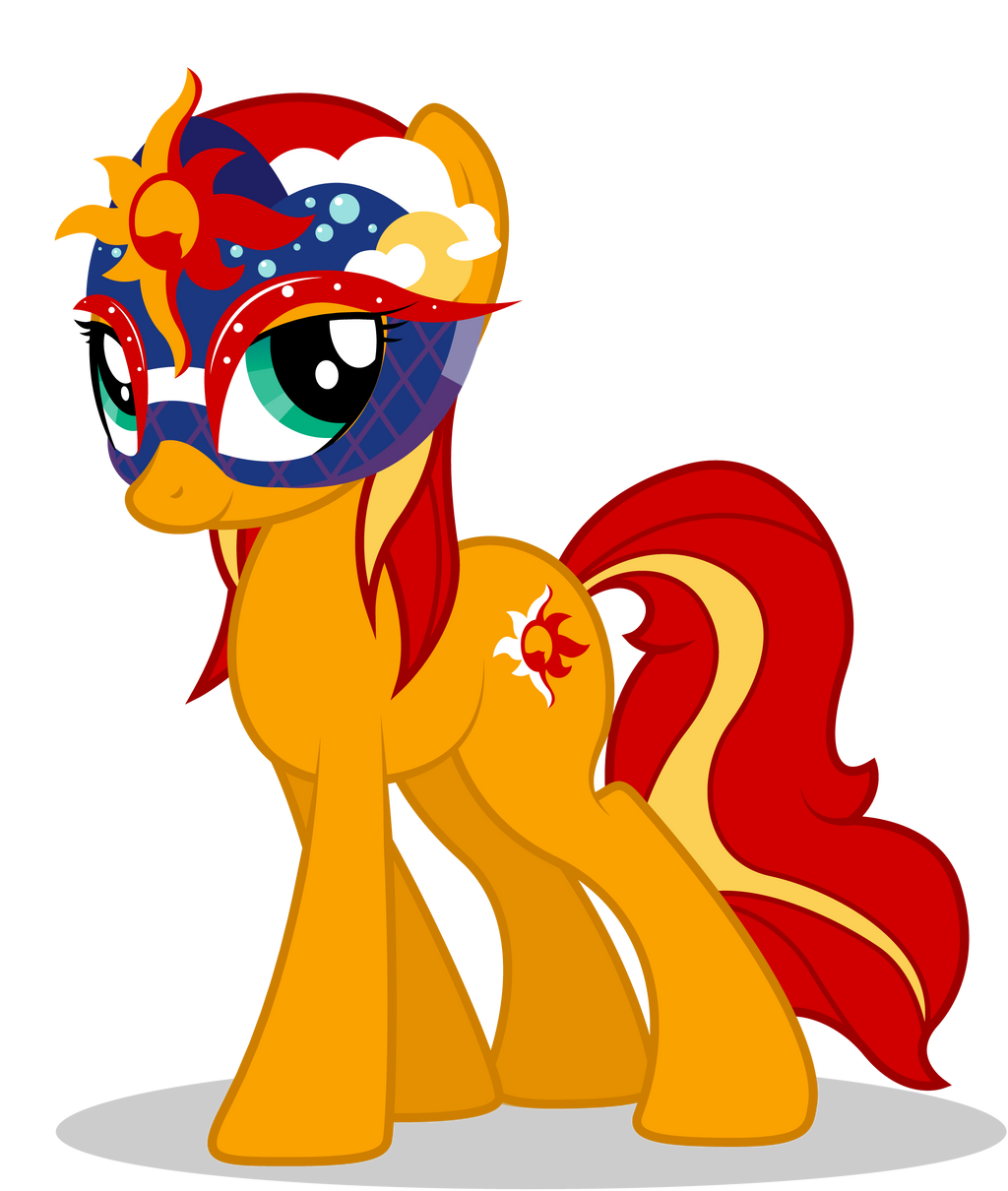 Sunset Shimmer by Emkay-MLP