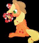 COMMISSION - Princess Applejack 2