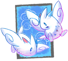 Togekiss by MisterMarkers