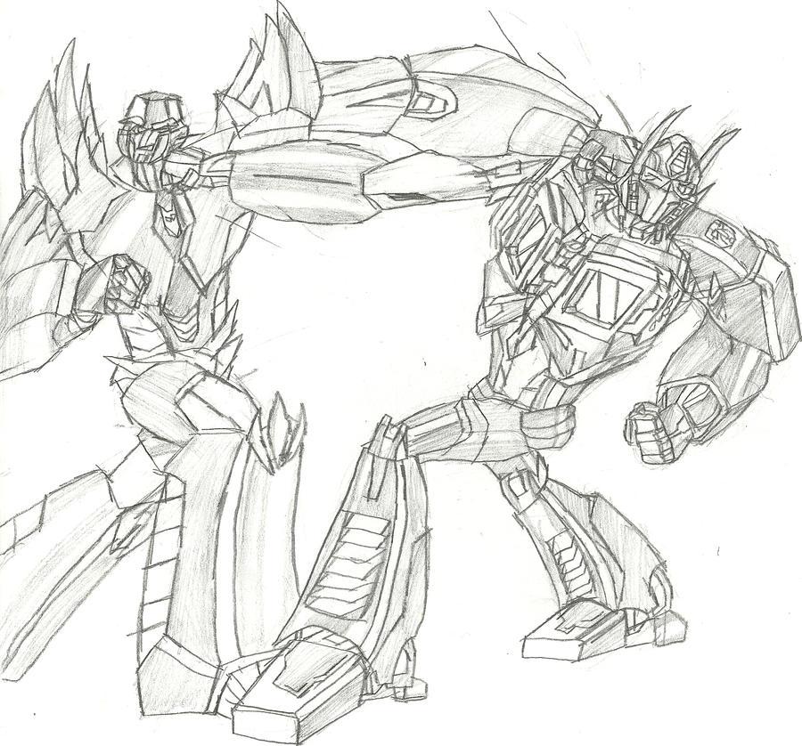 Asombroso Optimus Prime Para Colorear Regalo - Dibujos Para Colorear ...