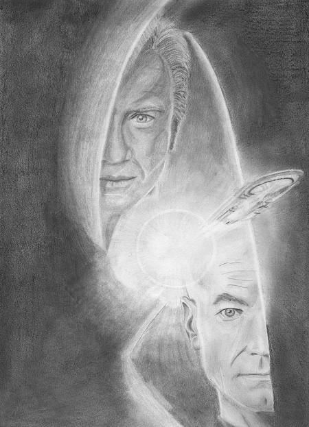 Star Trek - Generations by LittleGabriel