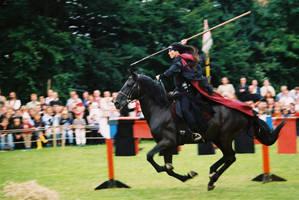 Knight tournament, part 1 2005 by LittleGabriel