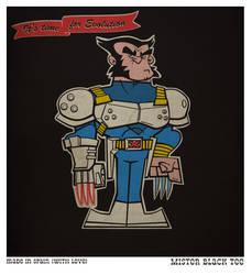 Wolverine - 046 by marisolivier