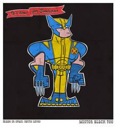 Wolverine - 047 by marisolivier