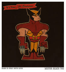 Wolverine - 048 by marisolivier