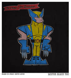 Wolverine  - 050 by marisolivier