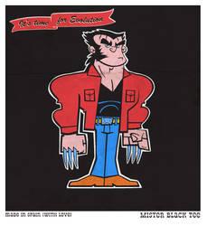 Wolverine - 051 by marisolivier