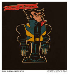 Wolverine - 52 by marisolivier