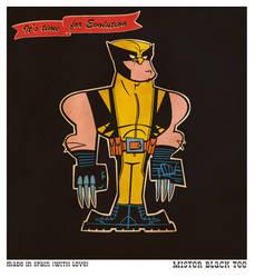 Wolverine - 053 by marisolivier