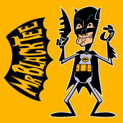 Batman 60s by marisolivier