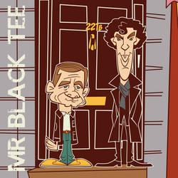 Sherlock by marisolivier