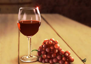 A Nice Glass of Wine