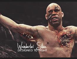 Wanderlei - Designed To Fight by ZenobiusFX