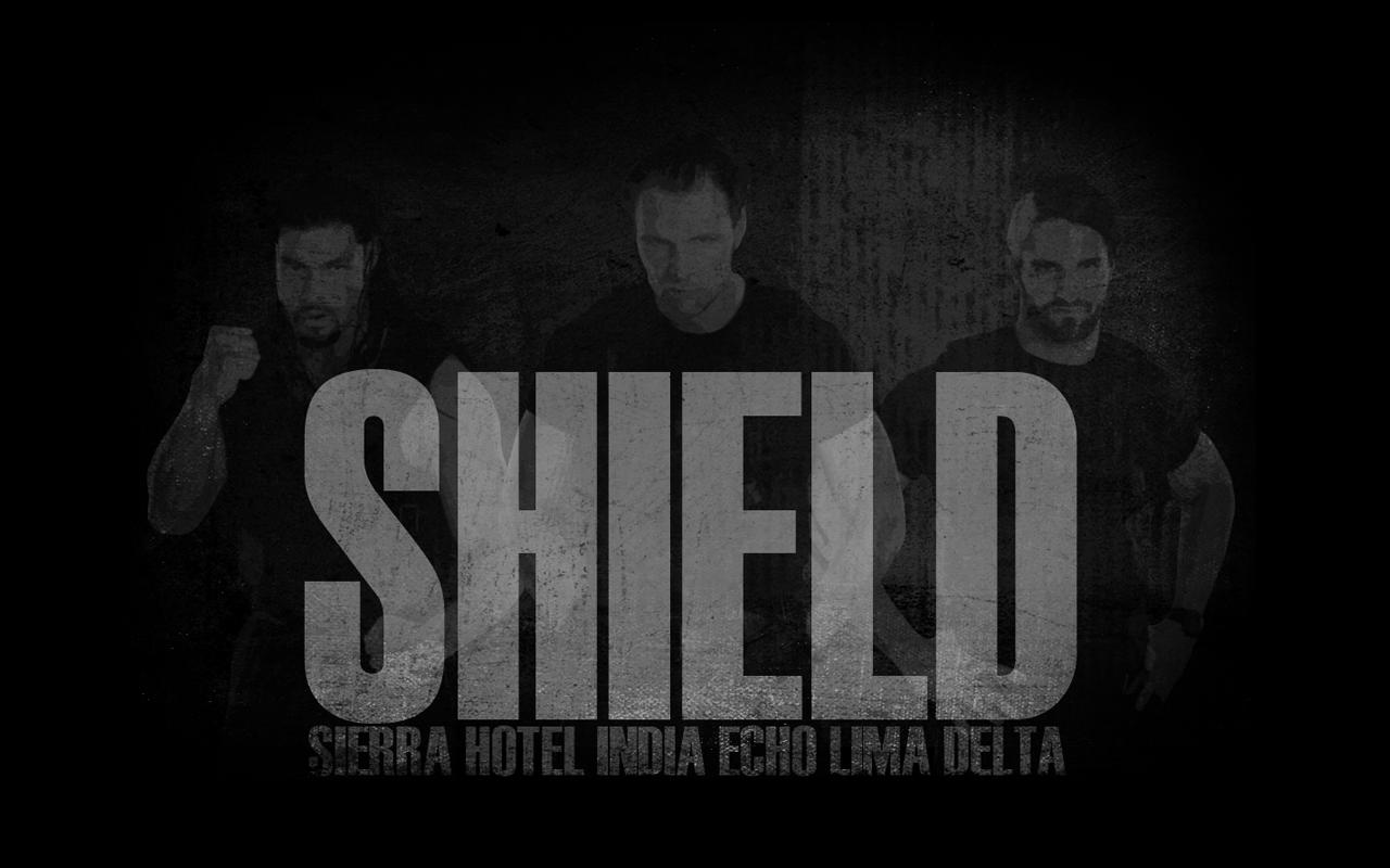 The Shield WWE Wallpaper by ZenobiusFX
