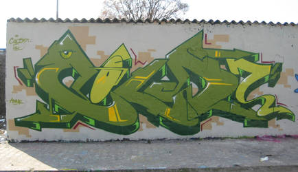 COLD7 wall by shixe