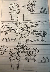 Jaiden at a grocery store comic by LinsyWhatsoever23