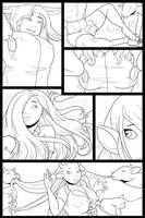 Commission- Milky Transformation pg3 by Lilly-moo