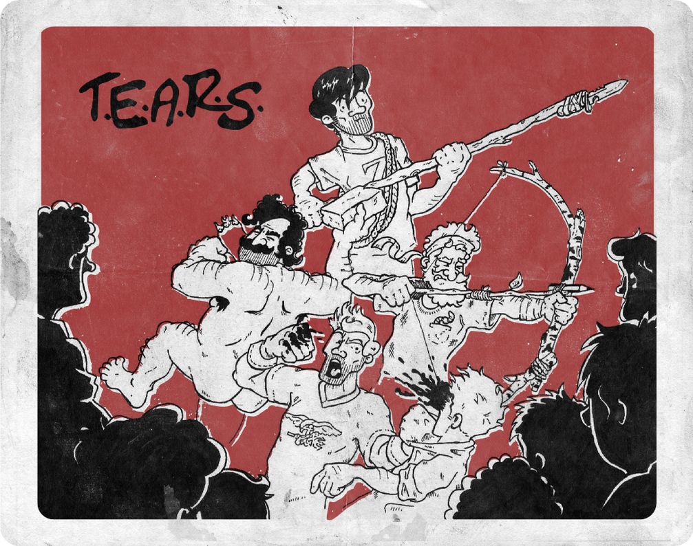 T.E.A.R.S. by Graffegruam