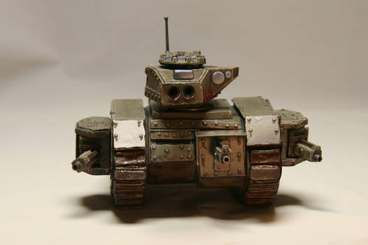 Leman Russ Exterminator with Heavy Bolters