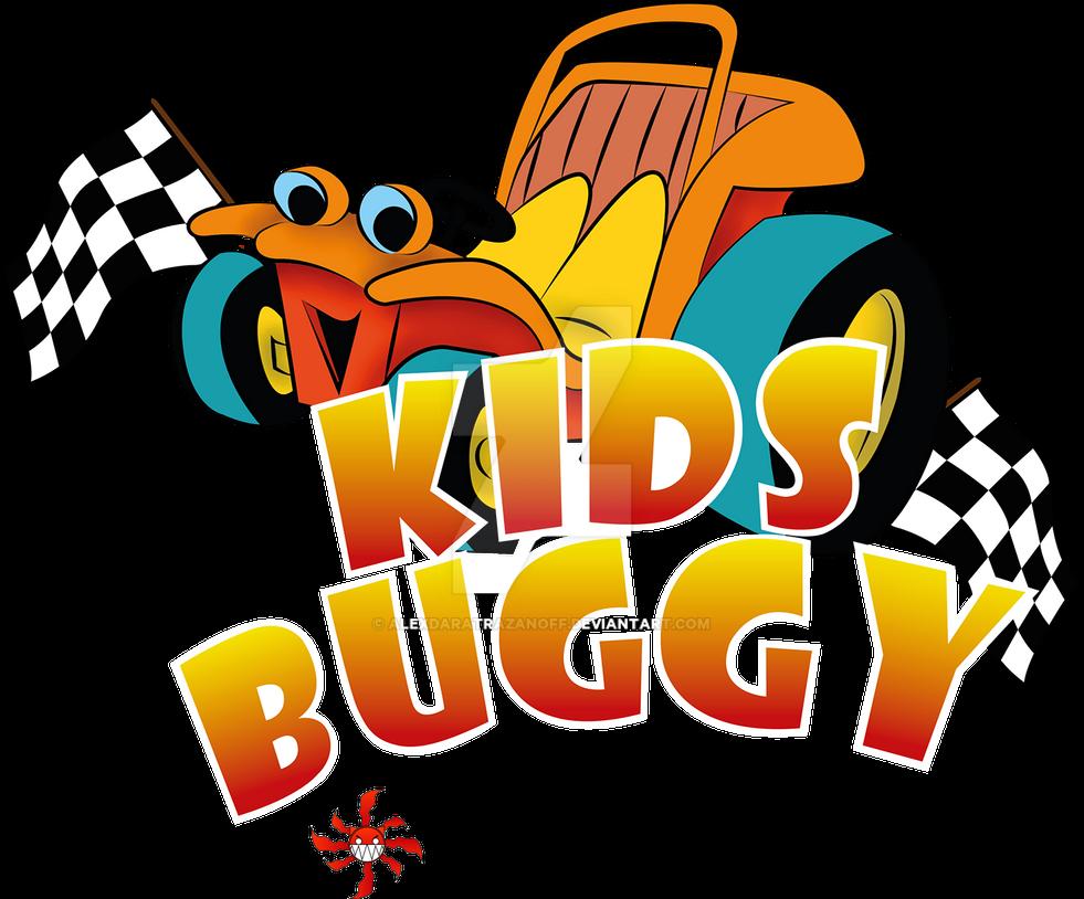 KidsBuggy Logo by AlexDaratrazanoff