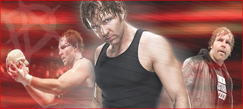Dean Ambrose by Ambraige