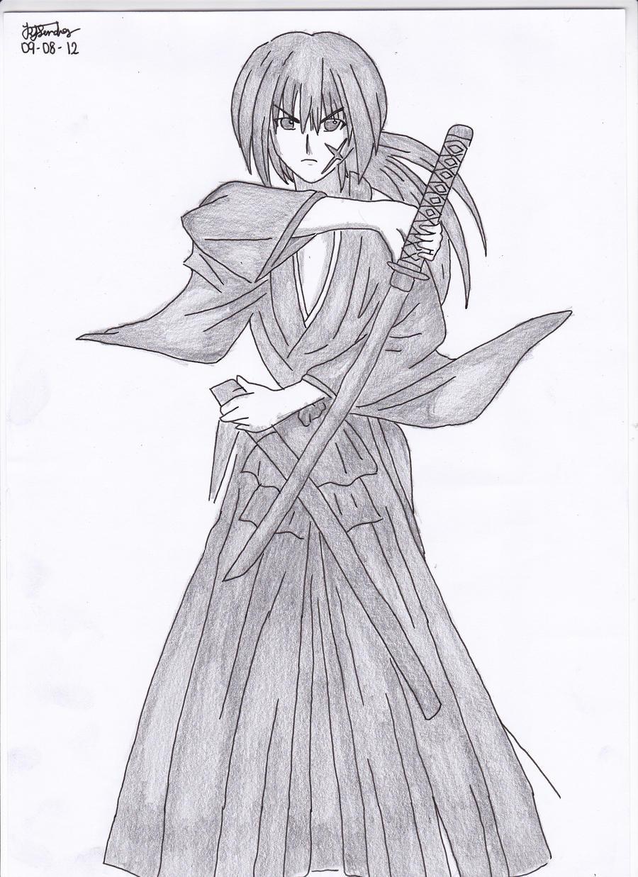 Rurouni Kenshin By AMRRCReviews