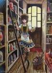 General shop of magic by tafuto001