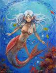The Little Mermaid by tafuto001