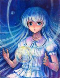 Shining bubble by tafuto001