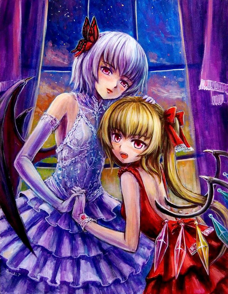 Dress_Sisters by tafuto001