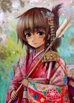 Furisode_Inazuma