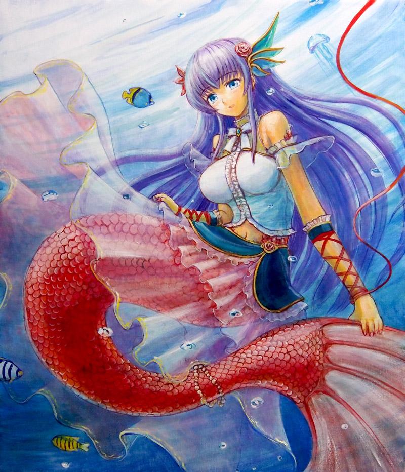 Mermaid by tafuto001