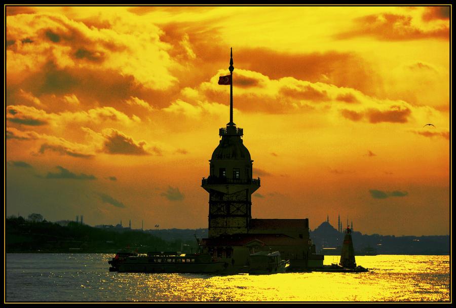Kiz Kulesi by Netsrotj