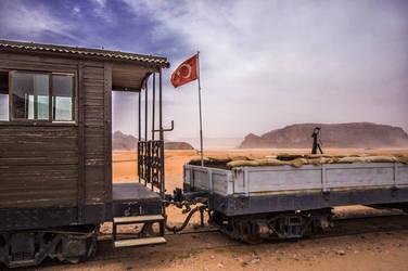 Hedjaz Railway by Netsrotj